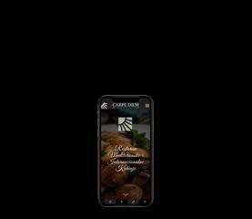 Carpe Diem Iphone