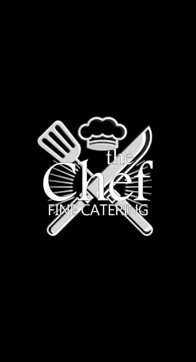 The Chef samo Logo