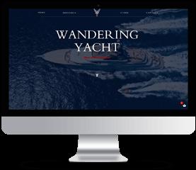 Wandering Yacht Imac