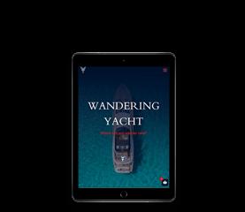 Wandering Yacht Ipad